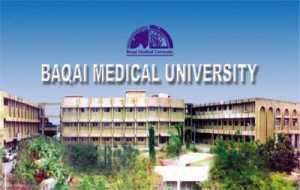 Baqai School of Nursing